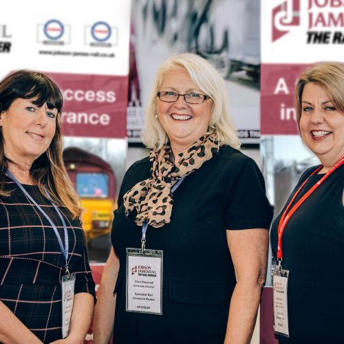 Three Jobson James woman pleased at successful event at RIN York
